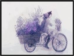 Kwiat  W  Kwiaciarka  Bukiety